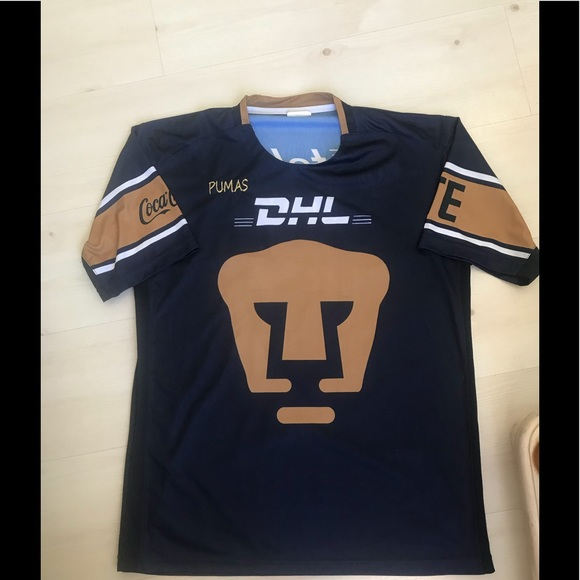cheap for discount b8fa5 e176a ⚽️ UNAM PUMAS soccer team original jersey